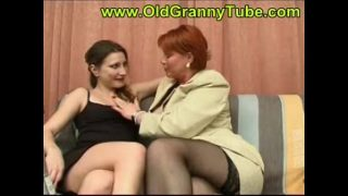 Mature Woman and Young Girl – Lesbian Games iDO…